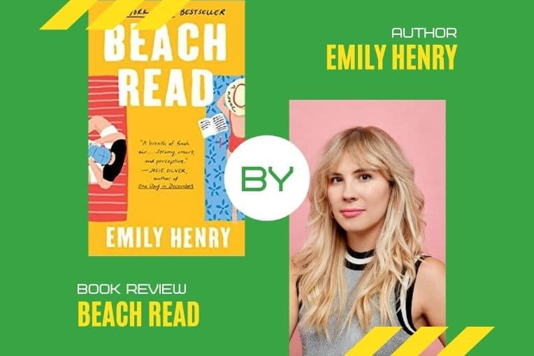 Beach Read Book by Emily Henry