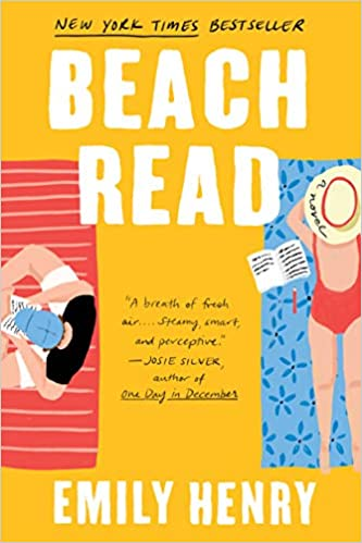 Cover Page of Beach Read Book by Emily Henry