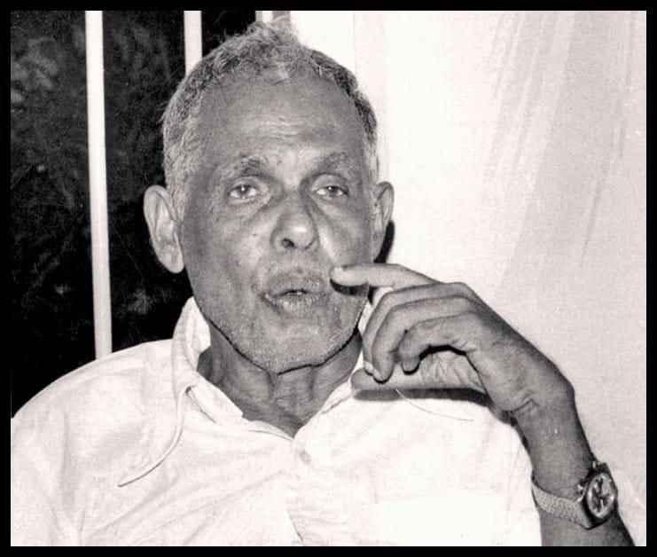 Thakazhi Sivasankara Pillai biography