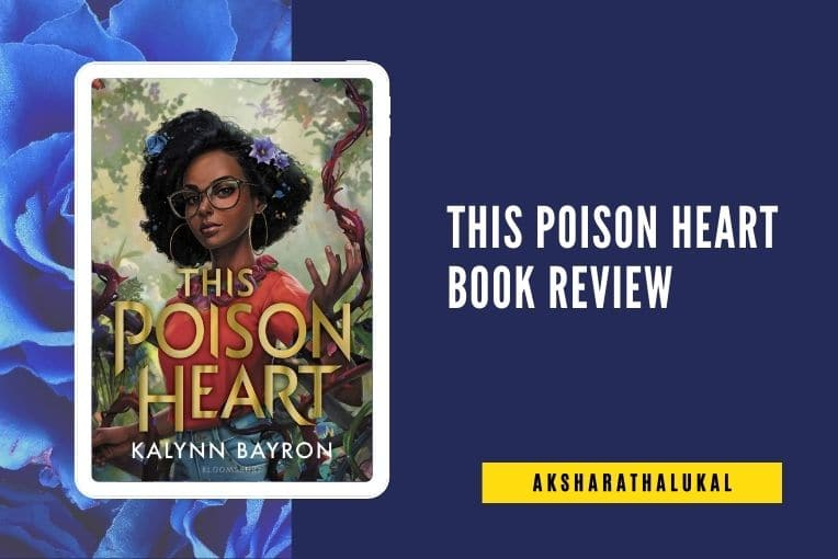 this poison heart book review